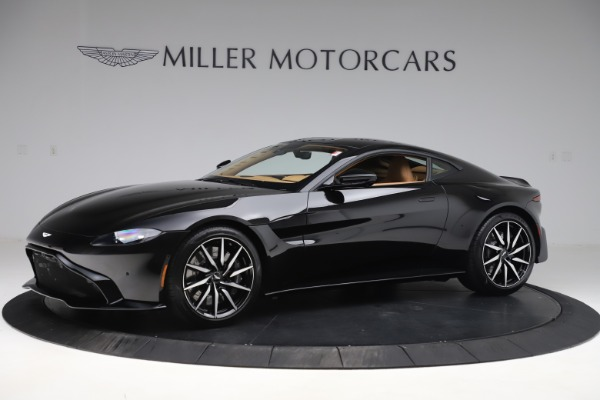 New 2020 Aston Martin Vantage Coupe for sale $183,879 at Bentley Greenwich in Greenwich CT 06830 1