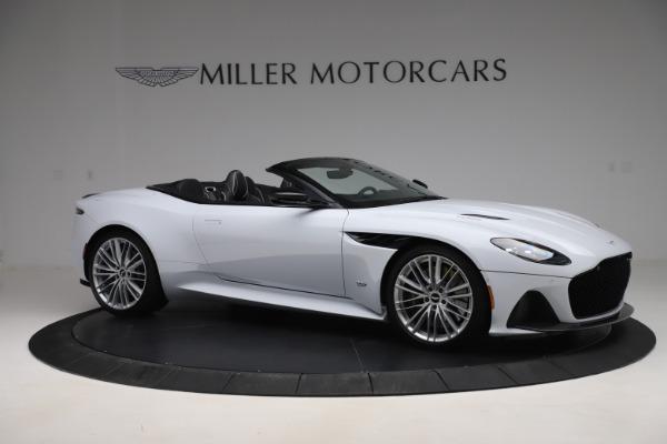 New 2020 Aston Martin DBS Superleggera Volante Convertible for sale $353,931 at Bentley Greenwich in Greenwich CT 06830 10