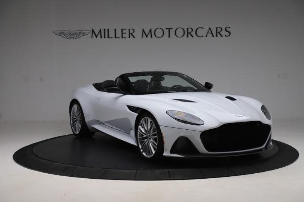 New 2020 Aston Martin DBS Superleggera Volante Convertible for sale $353,931 at Bentley Greenwich in Greenwich CT 06830 11