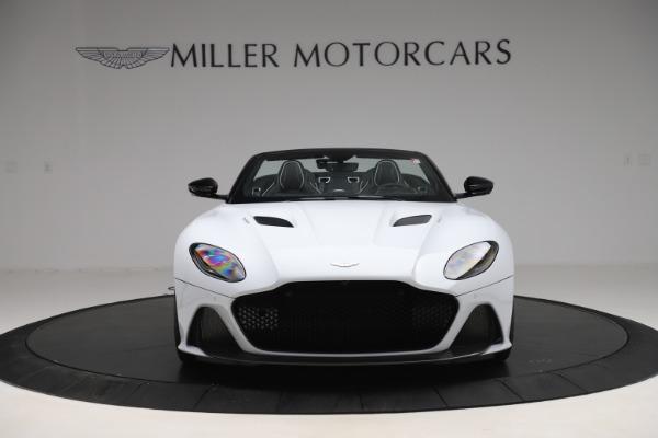 New 2020 Aston Martin DBS Superleggera Volante Convertible for sale $353,931 at Bentley Greenwich in Greenwich CT 06830 12