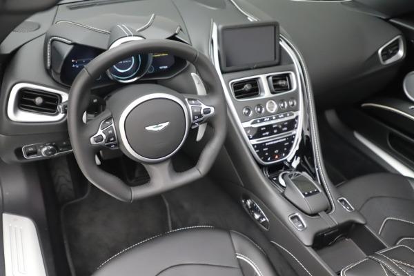 New 2020 Aston Martin DBS Superleggera Volante Convertible for sale $353,931 at Bentley Greenwich in Greenwich CT 06830 13