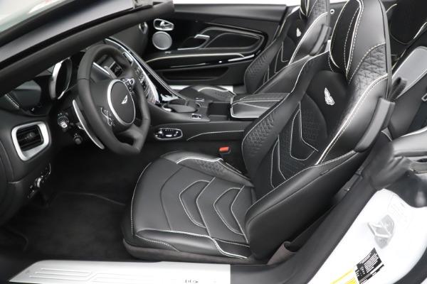 New 2020 Aston Martin DBS Superleggera Volante Convertible for sale $353,931 at Bentley Greenwich in Greenwich CT 06830 14