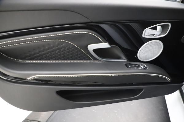 New 2020 Aston Martin DBS Superleggera Volante Convertible for sale $353,931 at Bentley Greenwich in Greenwich CT 06830 16