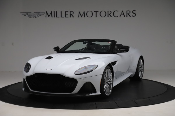 New 2020 Aston Martin DBS Superleggera Volante Convertible for sale $353,931 at Bentley Greenwich in Greenwich CT 06830 2