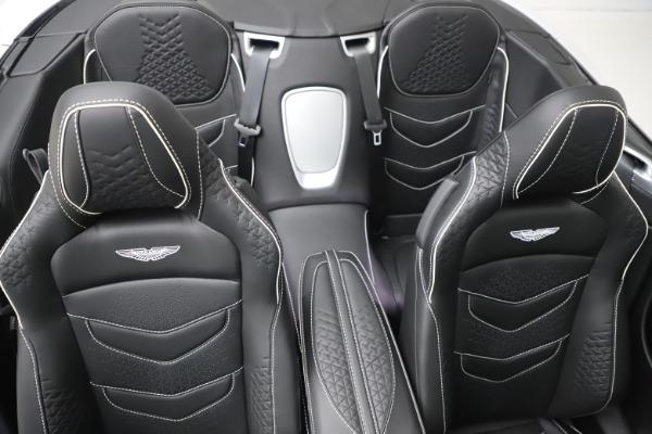 New 2020 Aston Martin DBS Superleggera Volante Convertible for sale $353,931 at Bentley Greenwich in Greenwich CT 06830 20