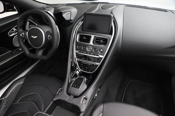 New 2020 Aston Martin DBS Superleggera Volante Convertible for sale $353,931 at Bentley Greenwich in Greenwich CT 06830 21