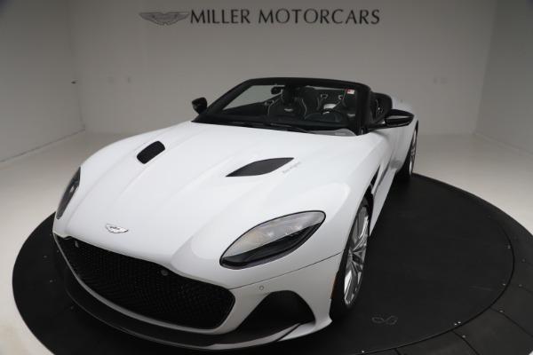 New 2020 Aston Martin DBS Superleggera Volante Convertible for sale $353,931 at Bentley Greenwich in Greenwich CT 06830 23