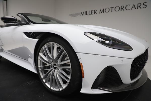 New 2020 Aston Martin DBS Superleggera Volante Convertible for sale $353,931 at Bentley Greenwich in Greenwich CT 06830 24
