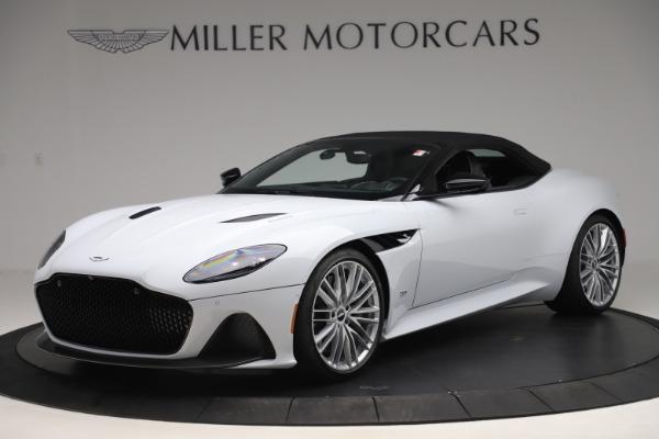 New 2020 Aston Martin DBS Superleggera Volante Convertible for sale $353,931 at Bentley Greenwich in Greenwich CT 06830 25