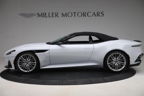 New 2020 Aston Martin DBS Superleggera Volante Convertible for sale $353,931 at Bentley Greenwich in Greenwich CT 06830 26