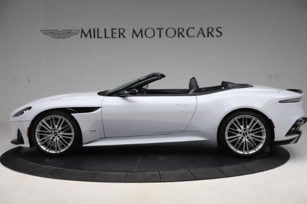 New 2020 Aston Martin DBS Superleggera Volante Convertible for sale $353,931 at Bentley Greenwich in Greenwich CT 06830 3