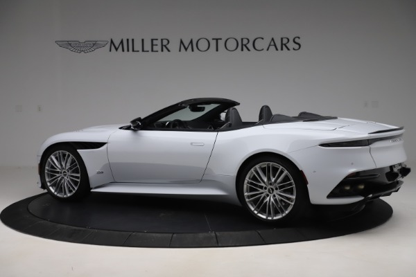 New 2020 Aston Martin DBS Superleggera Volante Convertible for sale $353,931 at Bentley Greenwich in Greenwich CT 06830 4