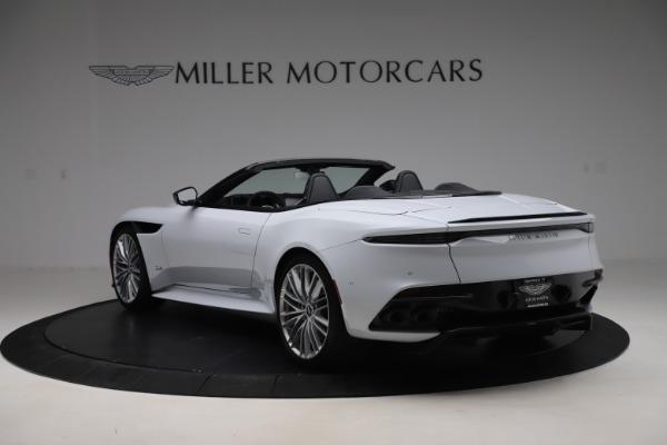 New 2020 Aston Martin DBS Superleggera Volante Convertible for sale $353,931 at Bentley Greenwich in Greenwich CT 06830 5