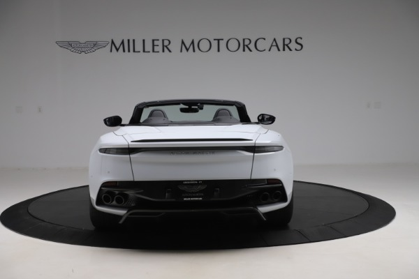 New 2020 Aston Martin DBS Superleggera Volante Convertible for sale $353,931 at Bentley Greenwich in Greenwich CT 06830 6