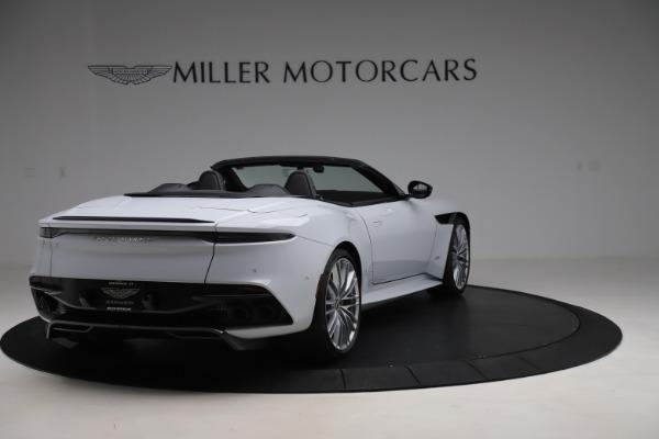 New 2020 Aston Martin DBS Superleggera Volante Convertible for sale $353,931 at Bentley Greenwich in Greenwich CT 06830 7