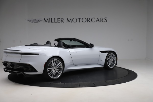 New 2020 Aston Martin DBS Superleggera Volante Convertible for sale $353,931 at Bentley Greenwich in Greenwich CT 06830 8