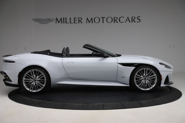 New 2020 Aston Martin DBS Superleggera Volante Convertible for sale $353,931 at Bentley Greenwich in Greenwich CT 06830 9