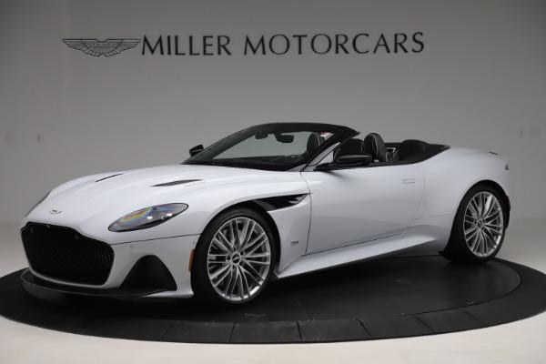 New 2020 Aston Martin DBS Superleggera Volante Convertible for sale $353,931 at Bentley Greenwich in Greenwich CT 06830 1