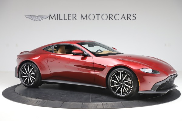 New 2020 Aston Martin Vantage Coupe for sale $185,991 at Bentley Greenwich in Greenwich CT 06830 10