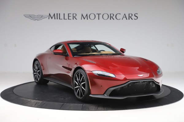 New 2020 Aston Martin Vantage Coupe for sale $185,991 at Bentley Greenwich in Greenwich CT 06830 11