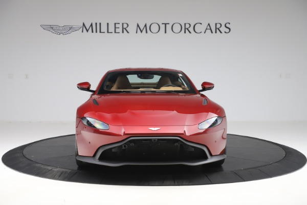 New 2020 Aston Martin Vantage Coupe for sale $185,991 at Bentley Greenwich in Greenwich CT 06830 12