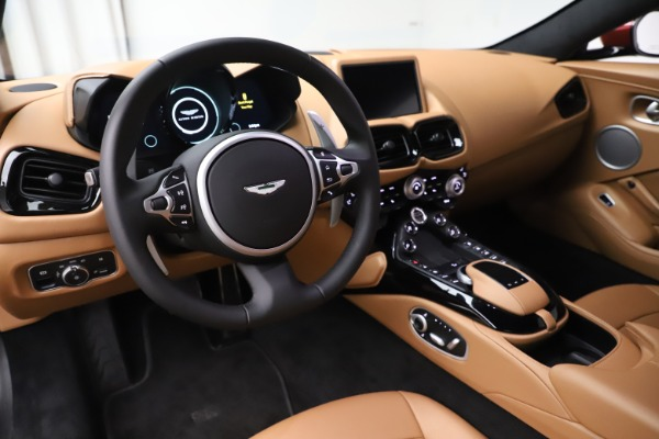 New 2020 Aston Martin Vantage Coupe for sale $185,991 at Bentley Greenwich in Greenwich CT 06830 13
