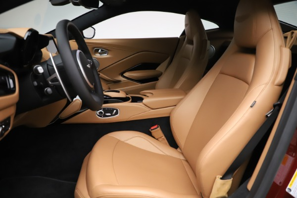 New 2020 Aston Martin Vantage Coupe for sale $185,991 at Bentley Greenwich in Greenwich CT 06830 14