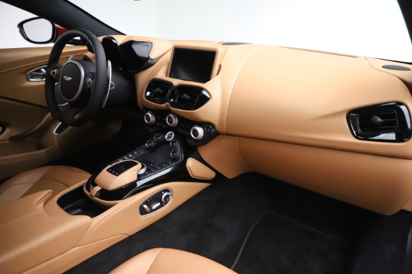 New 2020 Aston Martin Vantage Coupe for sale $185,991 at Bentley Greenwich in Greenwich CT 06830 17