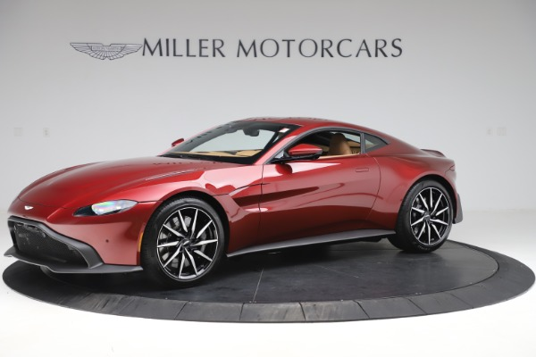 New 2020 Aston Martin Vantage Coupe for sale $185,991 at Bentley Greenwich in Greenwich CT 06830 2