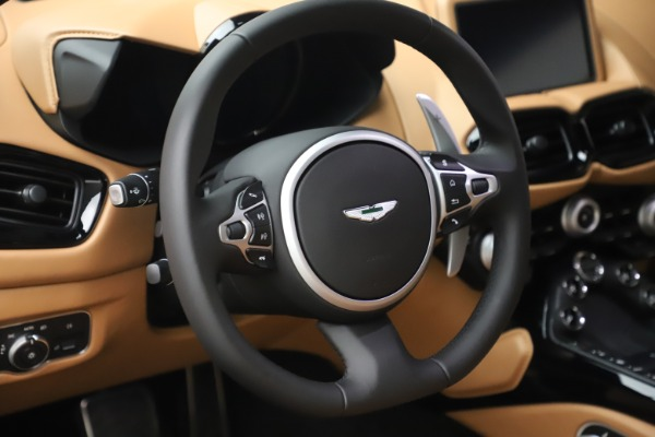New 2020 Aston Martin Vantage Coupe for sale $185,991 at Bentley Greenwich in Greenwich CT 06830 20