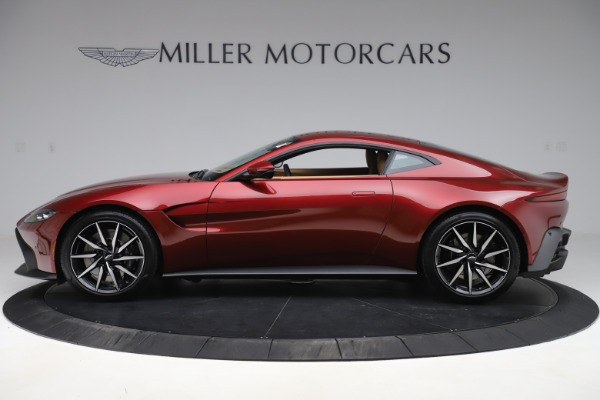 New 2020 Aston Martin Vantage Coupe for sale $185,991 at Bentley Greenwich in Greenwich CT 06830 3
