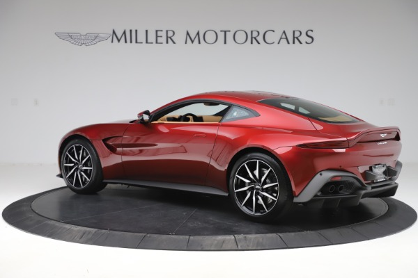 New 2020 Aston Martin Vantage Coupe for sale $185,991 at Bentley Greenwich in Greenwich CT 06830 4