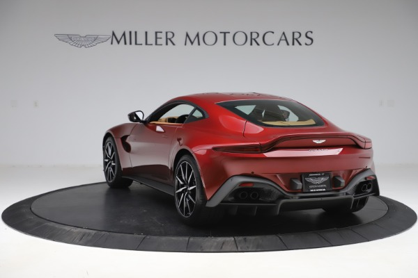 New 2020 Aston Martin Vantage Coupe for sale $185,991 at Bentley Greenwich in Greenwich CT 06830 5