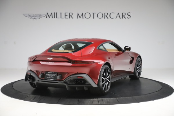 New 2020 Aston Martin Vantage Coupe for sale $185,991 at Bentley Greenwich in Greenwich CT 06830 7