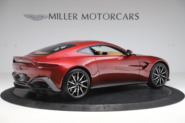 New 2020 Aston Martin Vantage Coupe for sale $185,991 at Bentley Greenwich in Greenwich CT 06830 8