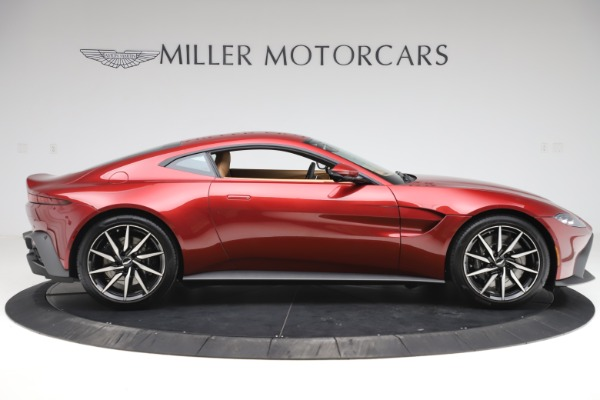 New 2020 Aston Martin Vantage Coupe for sale $185,991 at Bentley Greenwich in Greenwich CT 06830 9