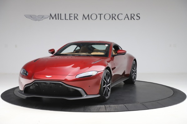 New 2020 Aston Martin Vantage Coupe for sale $185,991 at Bentley Greenwich in Greenwich CT 06830 1