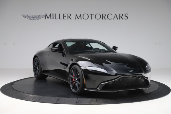 New 2020 Aston Martin Vantage AMR Coupe for sale $210,141 at Bentley Greenwich in Greenwich CT 06830 10