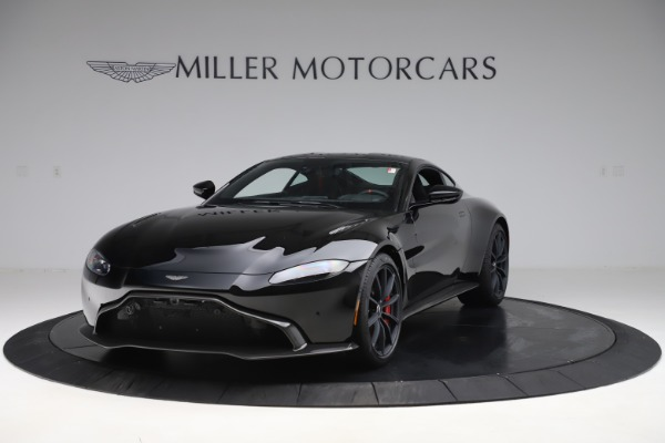 New 2020 Aston Martin Vantage AMR Coupe for sale $210,141 at Bentley Greenwich in Greenwich CT 06830 12