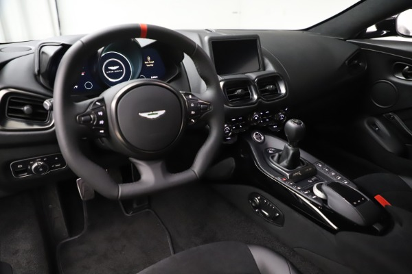 New 2020 Aston Martin Vantage AMR for sale $210,141 at Bentley Greenwich in Greenwich CT 06830 13