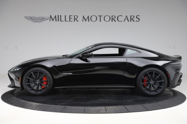 New 2020 Aston Martin Vantage AMR Coupe for sale $210,141 at Bentley Greenwich in Greenwich CT 06830 2