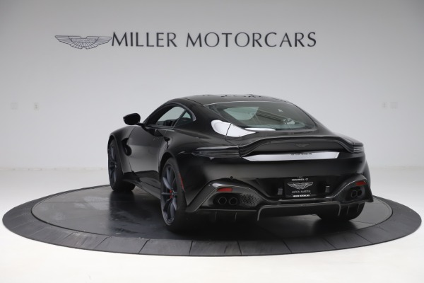 New 2020 Aston Martin Vantage AMR Coupe for sale $210,141 at Bentley Greenwich in Greenwich CT 06830 4