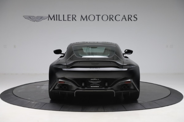 New 2020 Aston Martin Vantage AMR for sale $210,141 at Bentley Greenwich in Greenwich CT 06830 5
