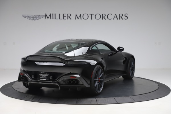 New 2020 Aston Martin Vantage AMR Coupe for sale $210,141 at Bentley Greenwich in Greenwich CT 06830 6
