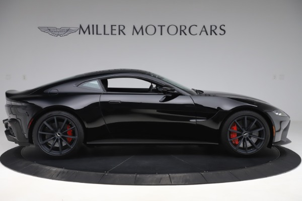 New 2020 Aston Martin Vantage AMR Coupe for sale $210,141 at Bentley Greenwich in Greenwich CT 06830 8
