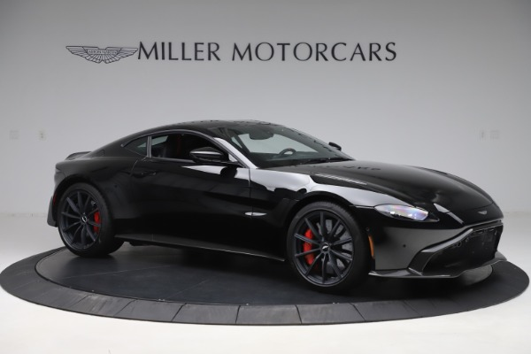 New 2020 Aston Martin Vantage AMR Coupe for sale $210,141 at Bentley Greenwich in Greenwich CT 06830 9