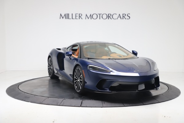 New 2020 McLaren GT Coupe for sale $244,675 at Bentley Greenwich in Greenwich CT 06830 10