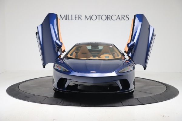 New 2020 McLaren GT Coupe for sale $244,675 at Bentley Greenwich in Greenwich CT 06830 12