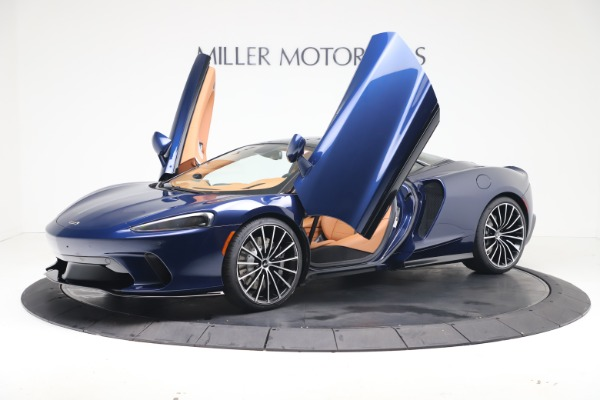 New 2020 McLaren GT Luxe for sale $244,675 at Bentley Greenwich in Greenwich CT 06830 13