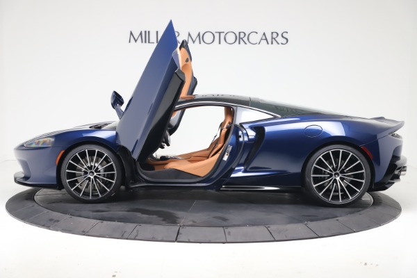 New 2020 McLaren GT Coupe for sale $244,675 at Bentley Greenwich in Greenwich CT 06830 14